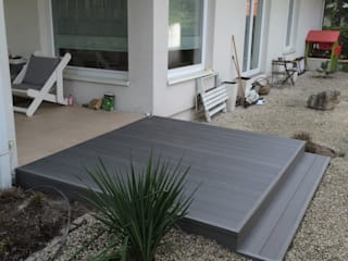 Technomac Terrace Engineered Wood Grey