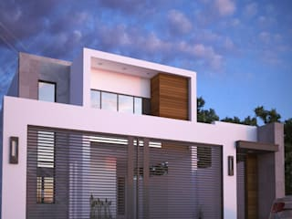 Houses by CDR CONSTRUCTORA
