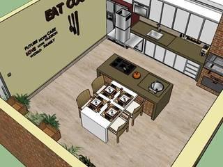 Área Gourmet - Americana/SP por Studio4Interiores
