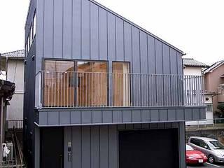 八千代の住宅 建物外観: TAPO 富岡建築計画事務所が手掛けた家です。