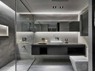 源自原本 Essence:  浴室 by 源原設計 YYDG INTERIOR DESIGN