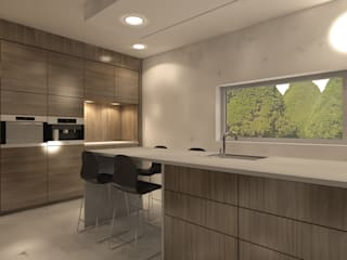 Kitchen by Studio DEEVIS,