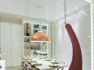 Cris Nunes Arquiteta Dining roomAccessories & decoration