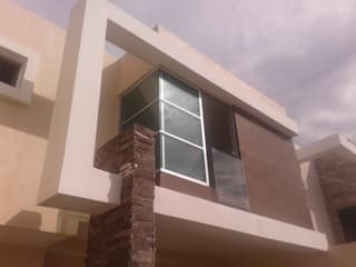 CASA PICASO Casas minimalistas de Diseño Aplicado Avanzado de Guadalajara Minimalista
