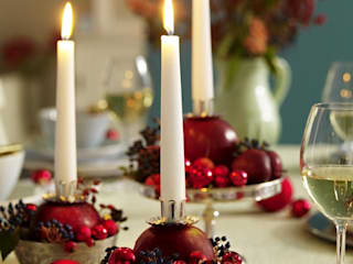 Winter & Christmas Candles de The London Candle Company Clásico