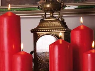 Winter & Christmas Candles van The London Candle Company Klassiek
