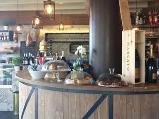 CARLO CHIAPPANI interior designer Rustic style gastronomy