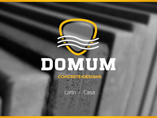 DOMUM DESINGS:  de estilo  por Domum