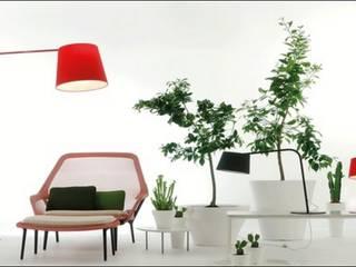 Verde por dentro:  de estilo  de MDM Interiorismo