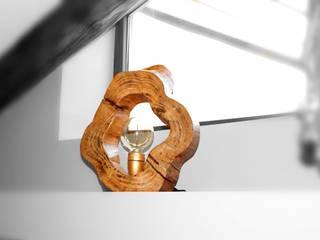 Lampe Moyi par Woodsuns Minimaliste