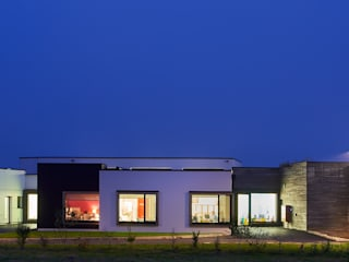 Pôle de santé à Lessay , Manche Cliniques modernes par Camélia Alex-Letenneur Architecture Design Paysage Moderne
