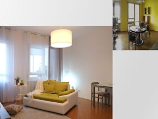 Restyling e Home Staging di un mini appartamento di homeSbattistella