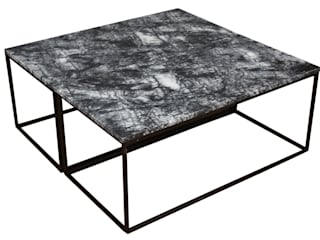 Kar Maden Mermer Living roomAccessories & decoration Marble Black