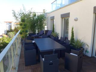 Terrasse de style contemporain: Terrasse de style  par Skéa Designer