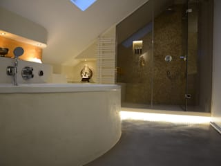 Modern bathroom by Ulrich holz -Baddesign Modern