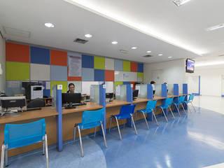 Expansão Hospital Previna - São Paulo por Javert Soluções em Construção Civil