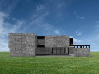 Vivienda GS Casas minimalistas de Proyectarq Minimalista