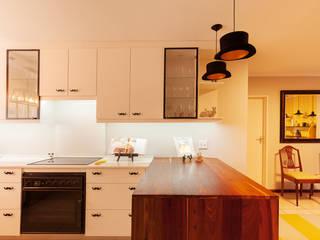 ausgefallene Küche von Redesign Interiors