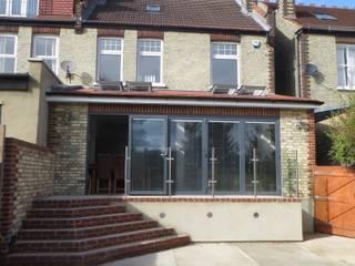 Pollard Road David Willis Architect Modern Houses Bricks