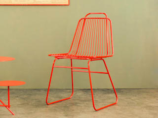 baiadera chair di giancarlo cutello Moderno