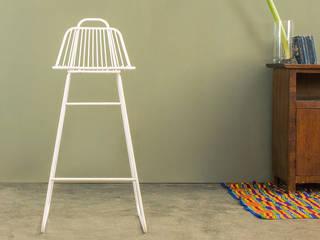 baiadera stool di giancarlo cutello Moderno