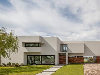 Nowoczesne domy od Besonías Almeida arquitectos Nowoczesny