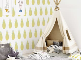 Moderne kinderkamers van Humpty Dumpty Room Decoration Modern