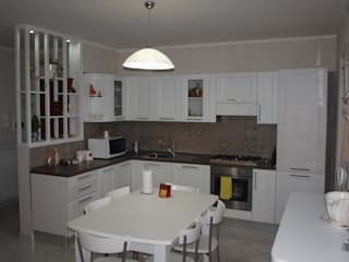 ABITAZIONE G.E. Cucina moderna di Luigi Nevola Architetto Moderno
