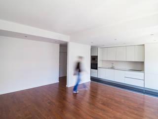 Remodelação de apartamento RJEG2016 por dngdr arquitetura
