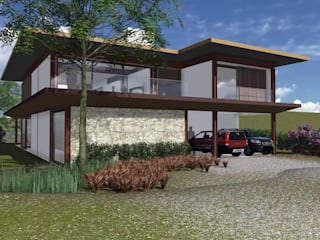 Casas  por Carla Racy Arquitetura