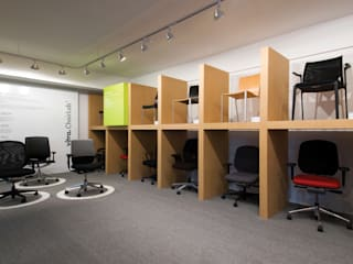 Study/office by HJL STUDIO,