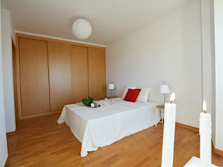 Home staging con mueble de cartón Ya Home Staging