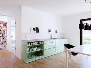 Study/office by popstahl Küchen