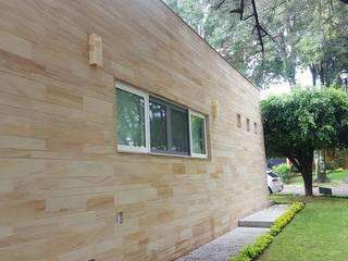 Maisons modernes par amieva cristalum Moderne
