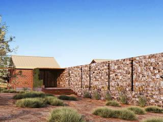 Casa Colibrí : Casas de estilo  por Grupo G Cinco