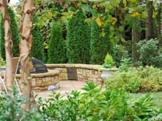 by The Inspired Garden Landscape Group