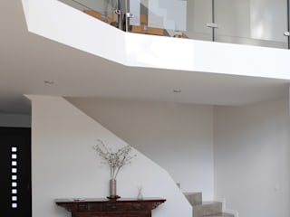 Daniel architectes Modern living room