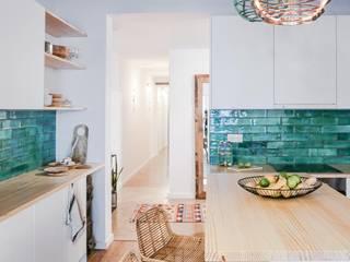 Cozinhas mediterrânicas por Bloomint design