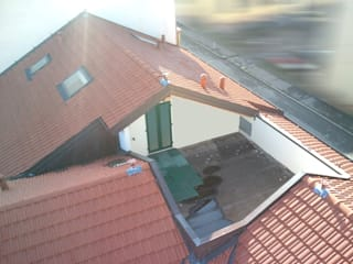 Fabio Ricchezza architetto Balcones y terrazas modernos