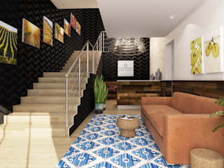 Meridian CPT by oooh inspired design Modern