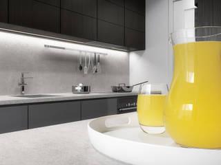 Modern Kitchen by Vítor Leal Barros Architecture Modern