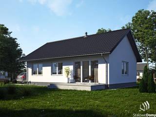 Jaki jest koszt budowy domu w szkielecie stalowym? od Stalowe Domy