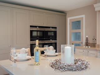 Raycross Interiors Kitchen Beige