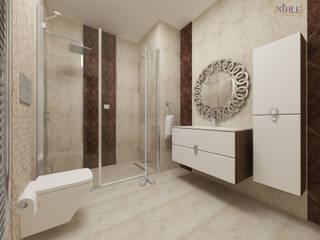 Modern Bathroom by nihle iç mimarlık Modern