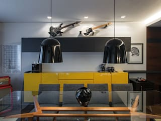 Studio Leonardo Muller Dining room MDF Yellow