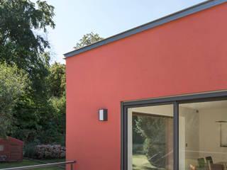 Terrasse: Terrasse de style  par nine architectes