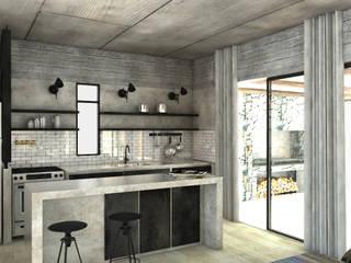 Moderne Küchen von FAARQ - Facundo Arana Arquitecto & asoc. Modern