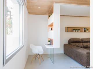 Refurbishment for Cristina & Juan Carlos โดย Pablo Muñoz Payá Arquitectos โมเดิร์น