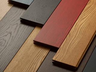 Массивная доска Parket Home Стены и пол в стиле лофт Изделия из древесины