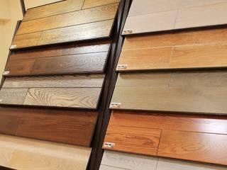 Массивная доска Parket Home Стены и пол в средиземноморском стиле Изделия из древесины
